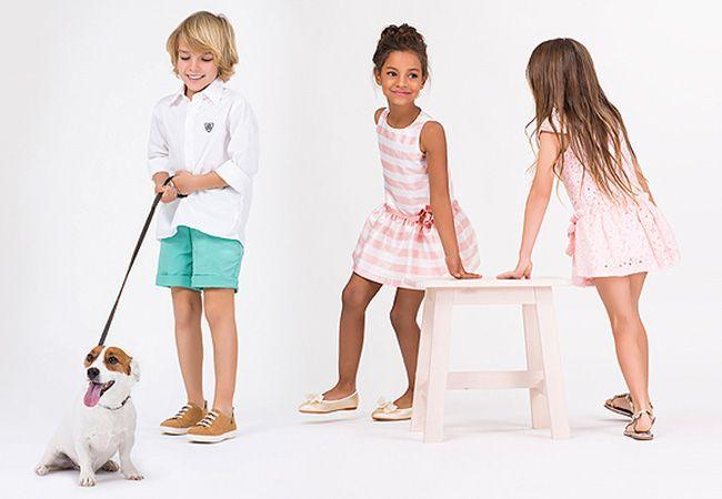 Consigue los mejores zapatos de niña para el verano en la nueva campaña de la marca infantil Conguitos en Primeriti. No esperes más.