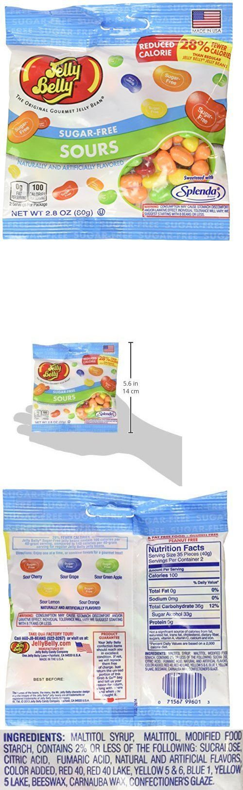 Jelly Beans 166723: Jelly Belly Sugar Free Sours Jelly Beans 2.8Oz Jelly Beans, New -> BUY IT NOW ONLY: $102.98 on eBay!