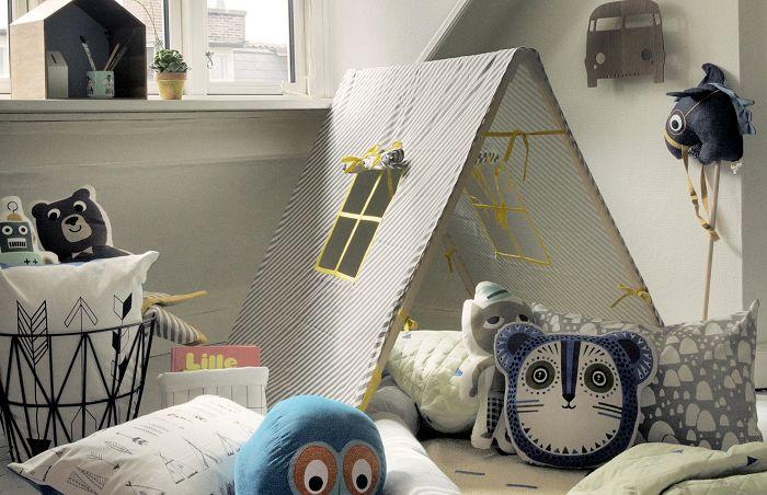 namiot do dzicięcego pokoju Ferm Living