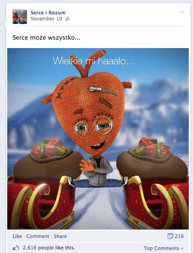 Serce i Rozum ( #Orange ) odpowiadają na słynny szpagat (Epic split) z reklamy #Volvo. #Facebook