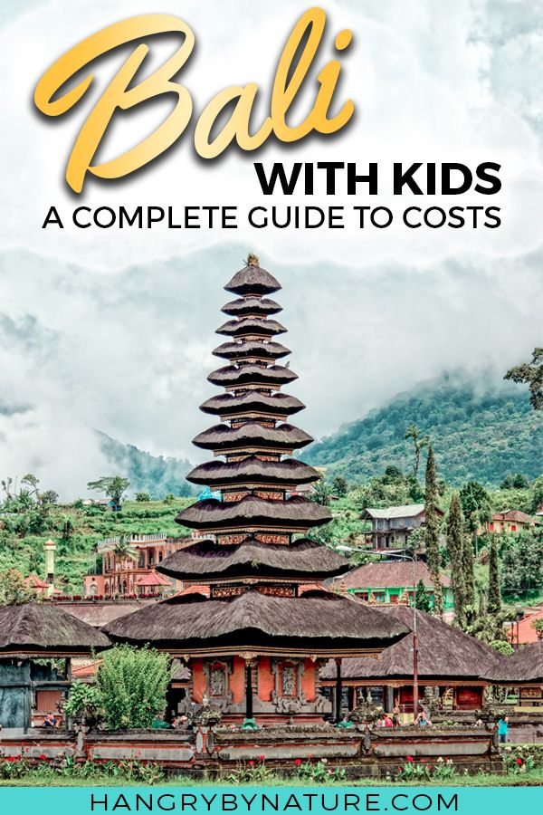 Complete Guide To Bali Prices Accommodation Food Attractions More Bali Travel Bali With Kids Family Travel
