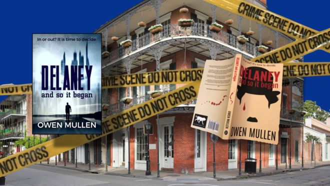"Crime Mystery set in NEW ORLEANS ""Delaney and so it began"" by Owen Mullen https://www.tripfiction.com/crime-mystery-set-in-new-orleans-the-perils-of-the-american-pageant/"