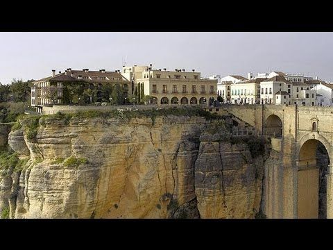Parador de Ronda **** -- best hotel we stayed at in Spain