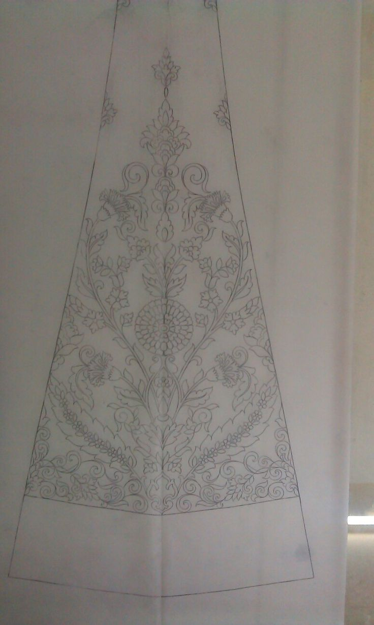 1000 Ideas About Indian Embroidery Designs On Pinterest