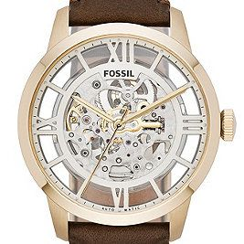 Automatic Watch, Mechanical Watches for Men | FOSSIL