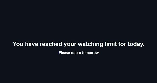 Wow so nice of @Earnably to offer me a bonus for every video I watch for the next 24 hours and then tell me I've reached my watching limit and cant watch any more videos today. Used to be one of my favorites not so sure now. I feel cheated. Lame... #earnably #lame #ripoff #earnmoney #earnmoneyonline #formerfavorite #bonus #earnonline #video #videos #earning