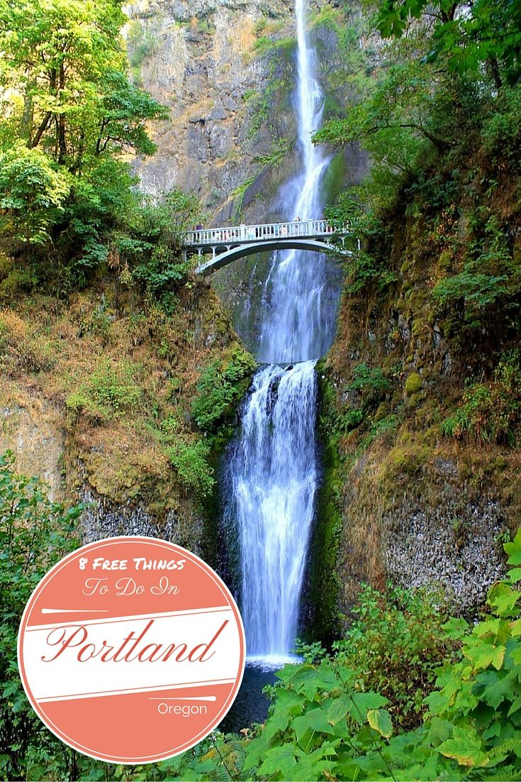 8 Free Things to do in Portland, Oregon