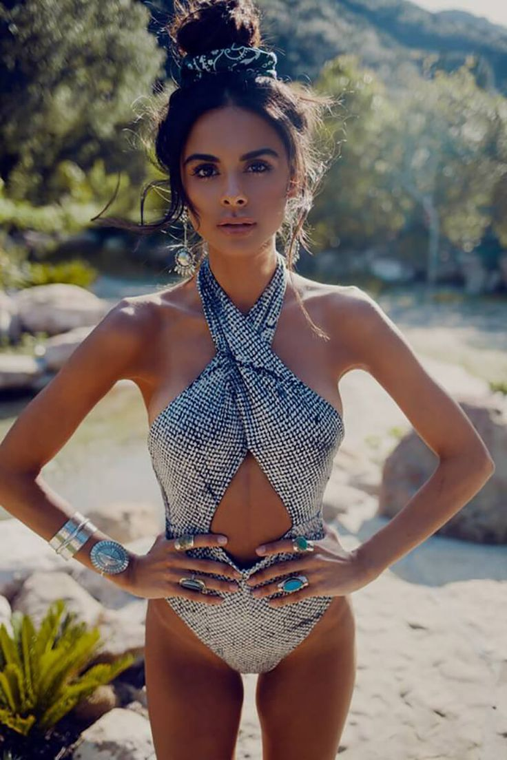 Festival circuit fashionistas will fall in love with Planet Blue pieces like the Blue Life Ojai Crop Top, The Festival Beach Bunny Shorts, and more.