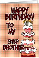 family birthday cards for step brother from greeting card universe best quotes pinterest wishes happy
