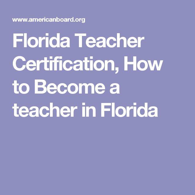 The 261 best Teacher Certification guide images on Pinterest ...