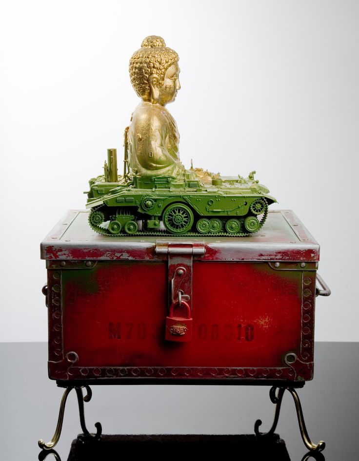 The Inevitable Buddha