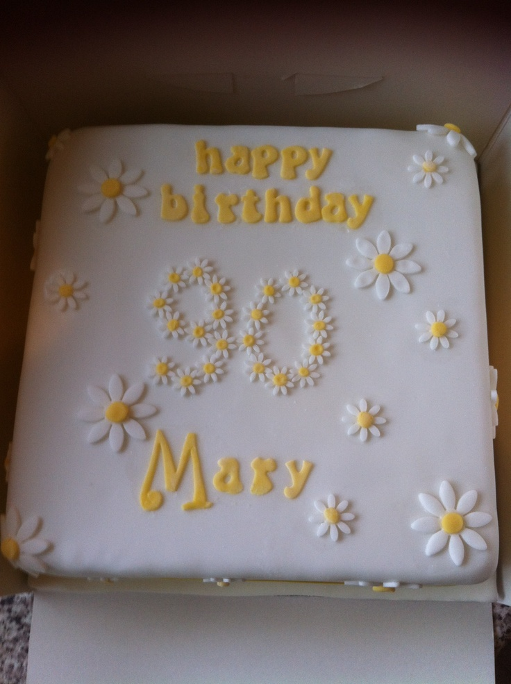 Daisy Cake Sheet Cakes Cake Sheet Cake Designs