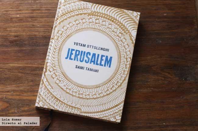 jerusalem. Libro de recetas