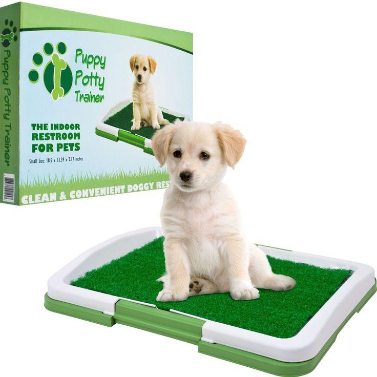 Puppy Potty Trainer Indoor Restroom Dogs Toilet Turf