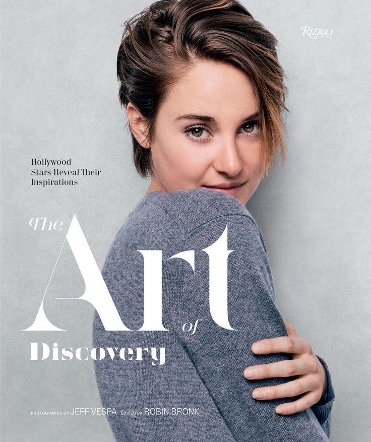 Vo vydavateľstve Rizzolli vyšla tiež kniha The Art of Discovery: Hollywood Stars Reveal Their Inspirations zostavená Robinom Bronkom. Obsahuje fotografie hollywoodskych hviezd od Jeffa Vespu.