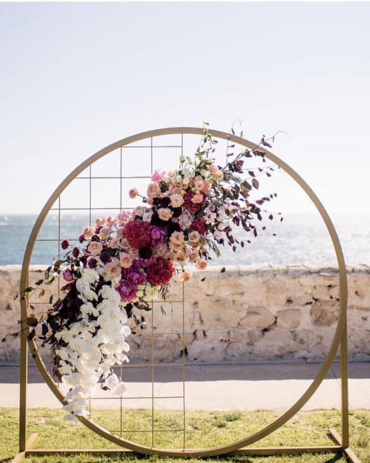 15 Wedding Ceremony Backdrops That Get All The Likes – Barb Blanchard