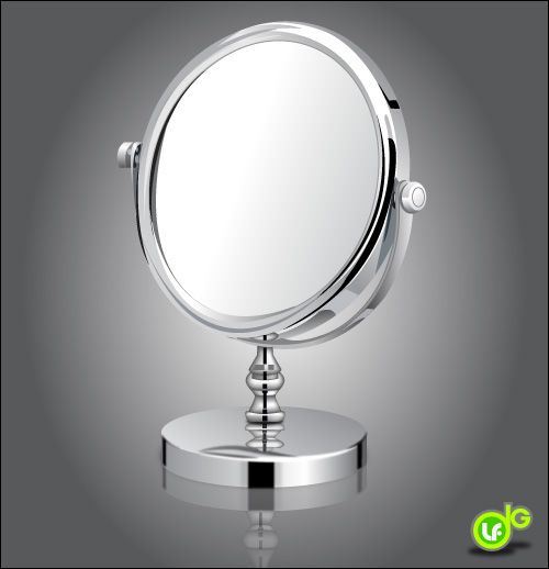 How To Create A Greyscale Bathroom: Best 20+ Make Up Mirror Ideas On Pinterest