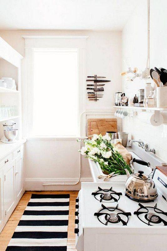 Small Galley Kitchen Ideas Small Kitchen