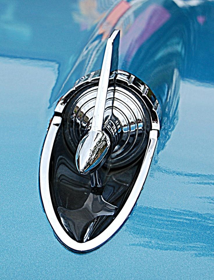 1957 Chevy Hood Ornament