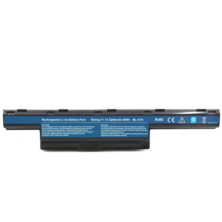 New Laptop Battery for Acer Aspire 4253 4551 4552 4738 4741 4750 4771 5251 5253 5336 5349 5551 5552 5560 5733 5733Z 5741 #CLICK! #clothing, #shoes, #jewelry, #women, #men