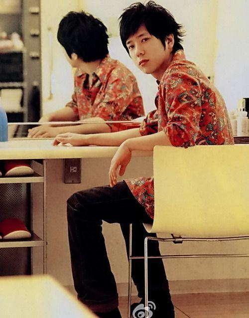 dao-aiba56: NINOMIYA KAZUNARI ARASHI 嵐 JAPANESE BOY BAND GROUP