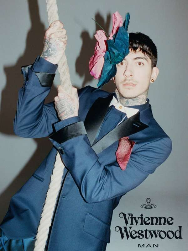 The Vivienne Westwood Spring/Summer 2012 Campaign is Quirky