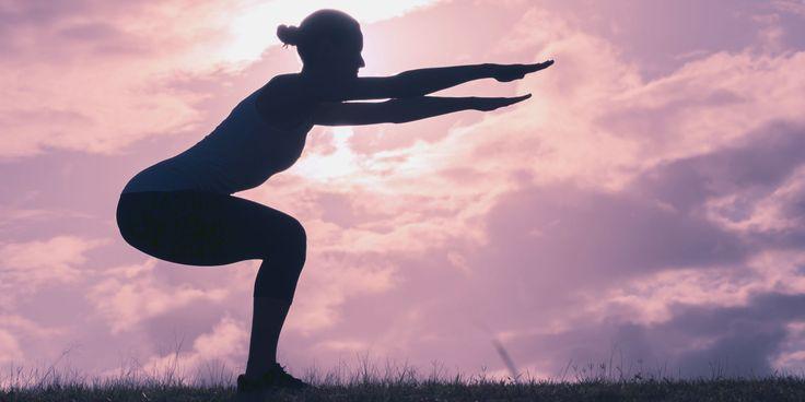 Les meilleurs exercices pour des fesses musclées