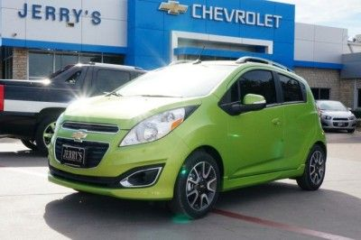 2014 Chevrolet Spark Hatch 2LT #Chevrolet #Spark #Hatchback #ForSale #New | #Weatherford #FortWorth #Arlington #Abilene #Jerrys #DFW