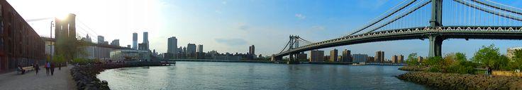 Brooklyn Bridge Park, Manhattan  NY, USA - 2012