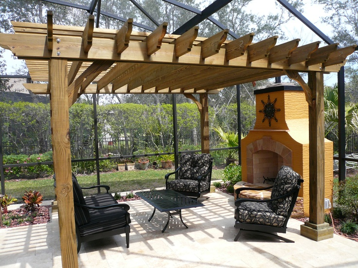 pressure treated big kahuna pergola kit customer pergola photos pinterest pergola kits pergolas and patios - Pergola Kit