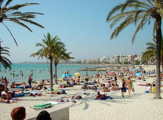 El Arenal (Palma de Mallorca), voy contando los dias! :-D