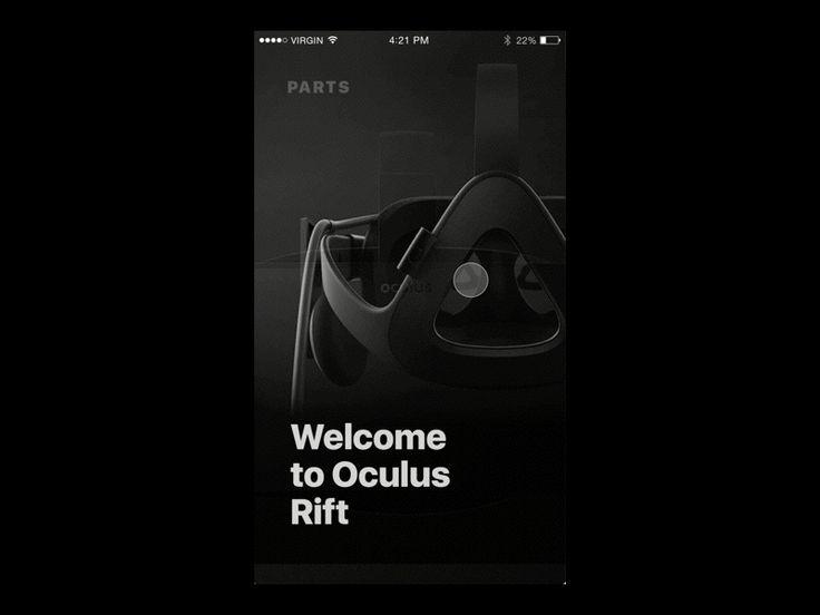 Oculus Rift by Yaroslav Samoilov