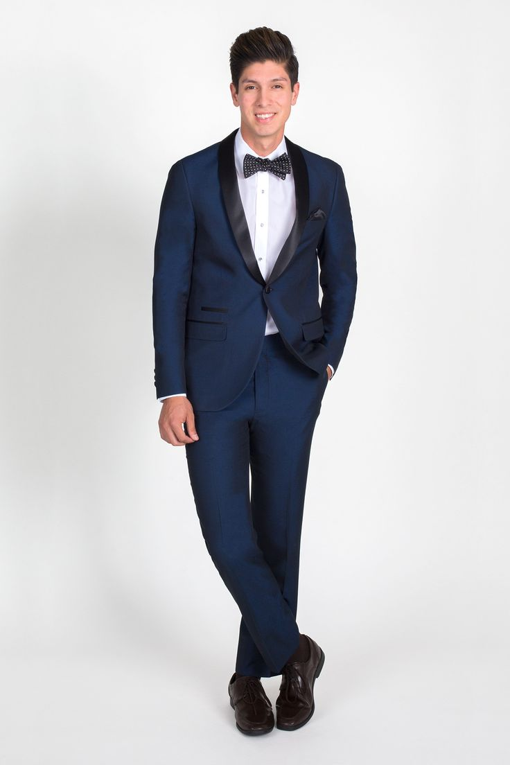 123 best images about Blue Suits and Tuxedos on Pinterest ...