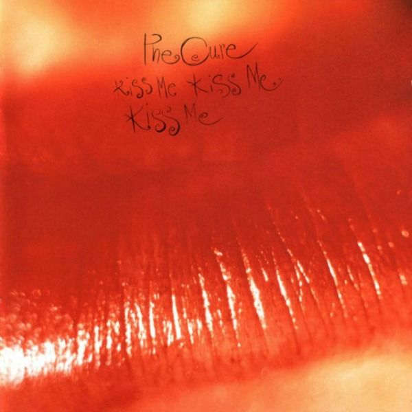 The Cure's 'Kiss Me, Kiss Me, Kiss Me' to receive red-vinyl reissue for Record Store Day