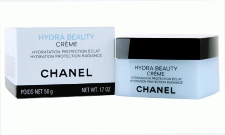 CHANEL HYDRA BEAUTY CRÈME (Hydration Protection Radiance) 1.7 OZ. / 50 g