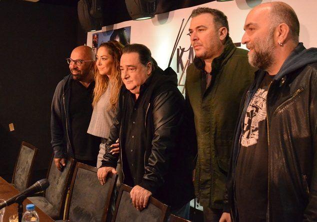 40 χρόνια Βασίλης Καρράς! Συνέντευξη τύπου για τις δύο μεγάλες συναυλίες σε Αθήνα και Θεσσαλονίκη | E-Raporto