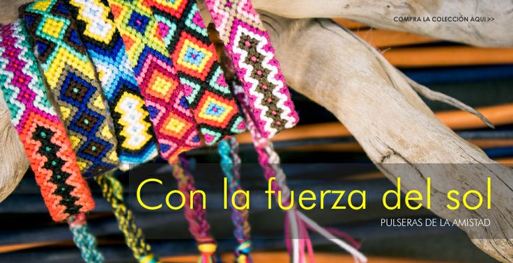 #Pulseras de la Amistad para todos ( Frienship Bracelets for everyone ) www.obsidianjoyasartesanales.cl