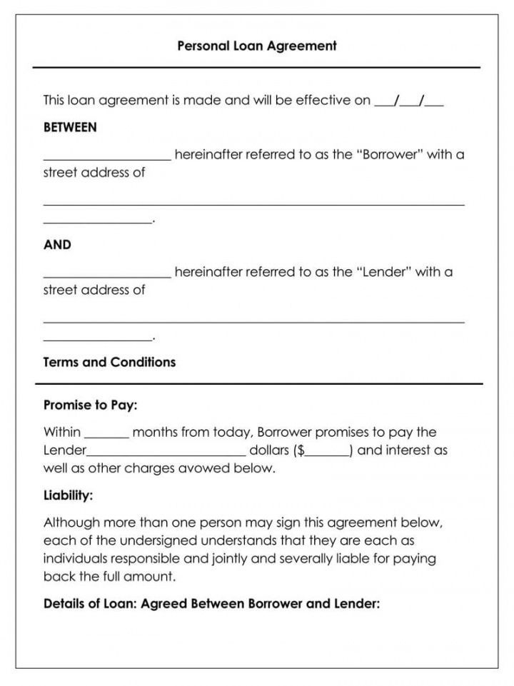 Explore Our Printable Personal Loan Receipt Template Contract Template Personal Loans Receipt Template
