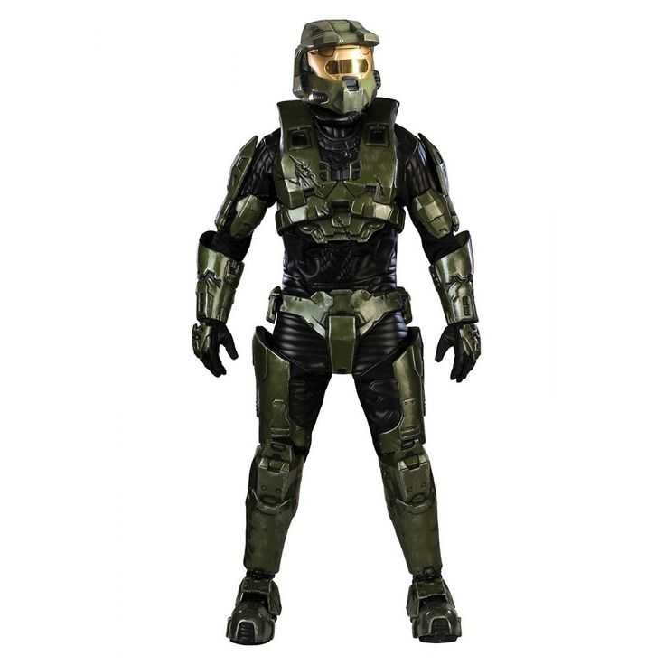Master Chief Costume Adult Halo 3 Collector's Edition Cosplay Fancy Dress | eBay