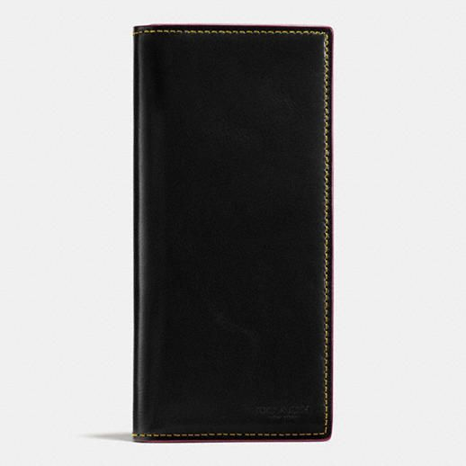 Breast Pocket Wallet in Water Buffalo Leather