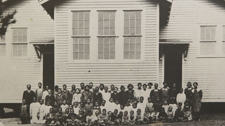 Julius Rosenwald built nearly 5,000 schools for black children across the south. That was a century ago. But some economists thinks those schools may hold important lessons for today.
