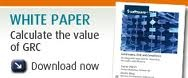 Calculate the value of ARIS GRC with this white paper