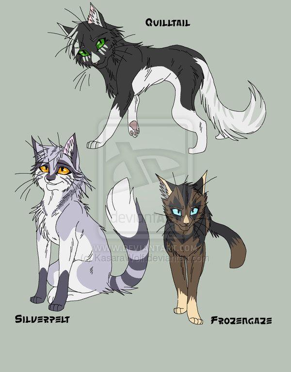 deviantart warrior cats