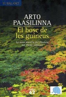 El bosc de les guineus. Arton Paasilinna. Valoració: 4,8. http://bibliotecacambrils.blogspot.com.es/2016/05/trobada-del-club-de-lectura-adult.html