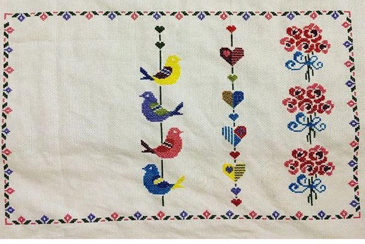 Cross stitch Filiz Türkocağı patern