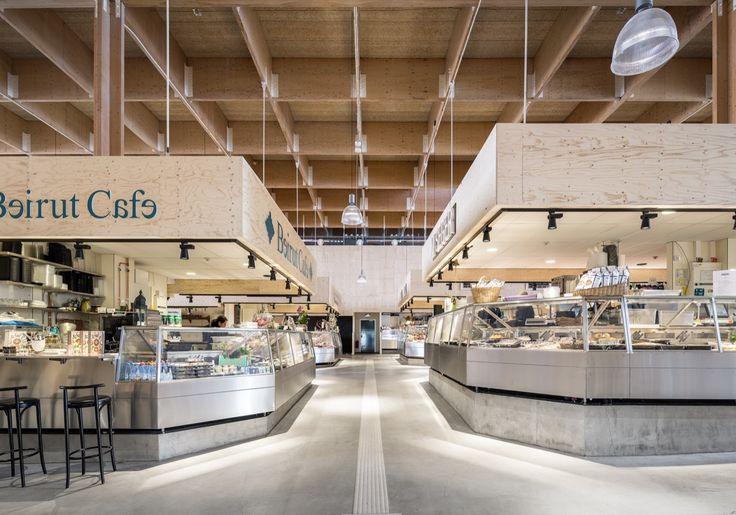 Galería de Mercado Temporal de Östermalm / Tengbom - 7