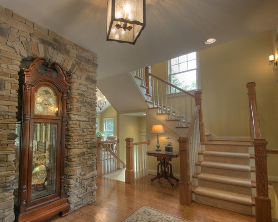 Large Clock In Foyer : Best images about foyer inspiration on pinterest