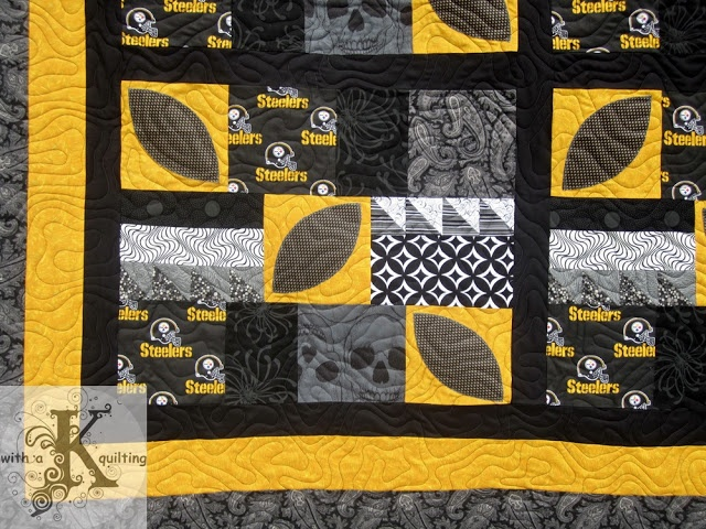160 best Sports Quilts �� images on Pinterest | A box, Board and ... : sports quilt patterns free - Adamdwight.com