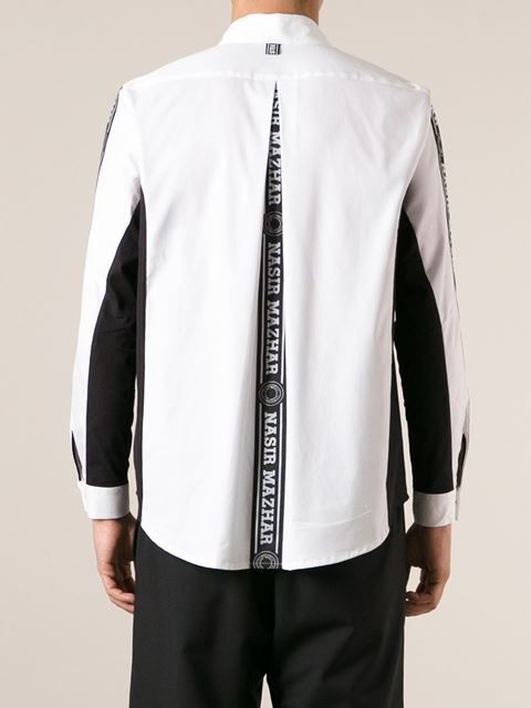 Nasir Mazhar 'shirt 1' Shirt - - Farfetch.com