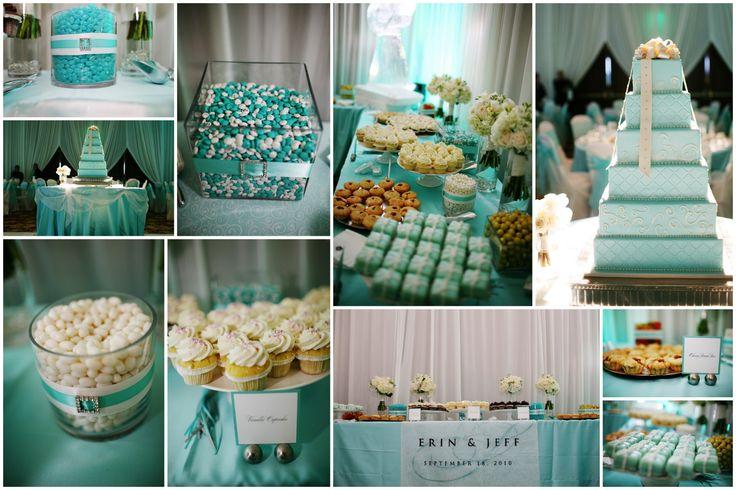 Tiffany Blue Wedding!